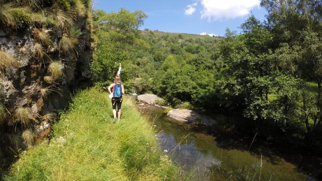 Rando Vallee Lot Mont Lozere 1