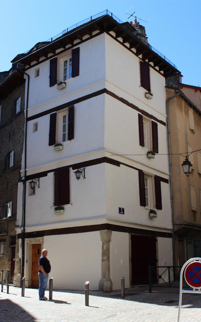 Rue Basse Angle Rue Epine