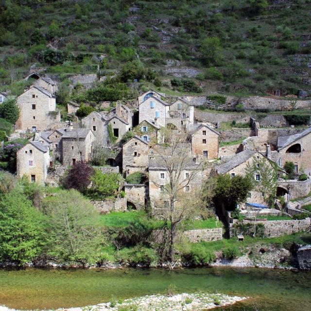 Hameau de Hauterives - Gorges du Tarn