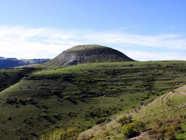 Site des Bondons - Mont-Lozère