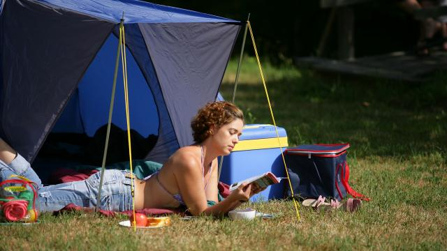 Camping en Lozère