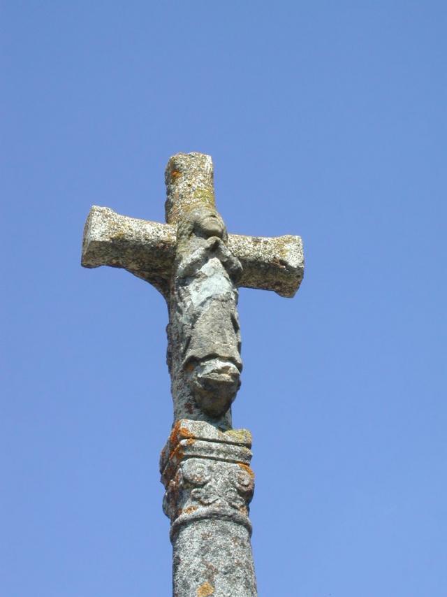Croix La Rouvière Jean Du Born