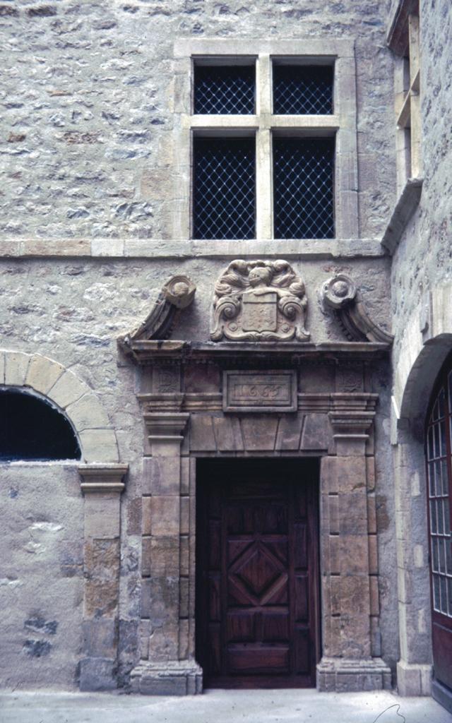 Porte du musée Ignon Fabre