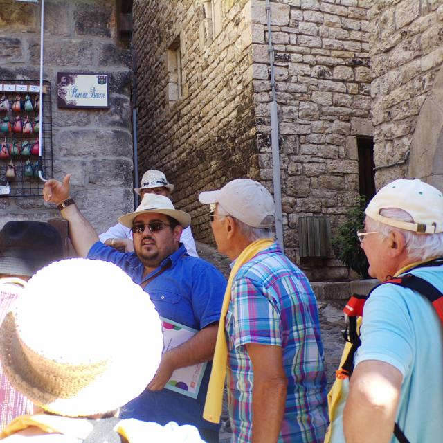 Visite Guidee pour les groupes