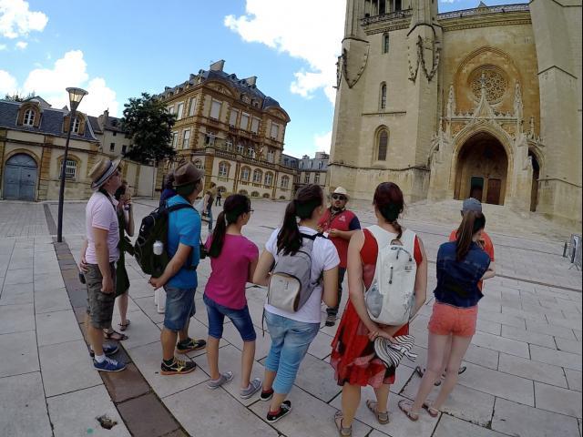 Visite guidée du centre-historique de Mende