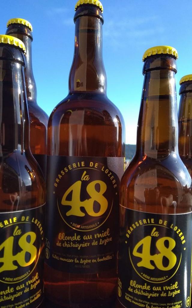 Bièrela48 Bouteilles