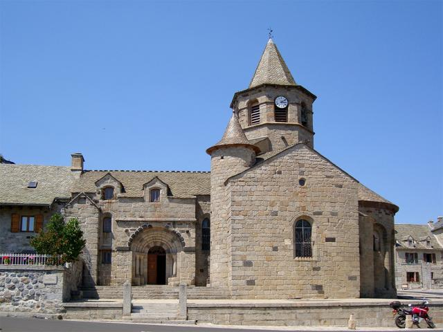 Eglise Nasbinals©j.p.peytavin