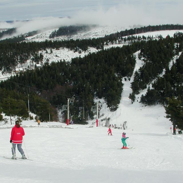 Ski Neige Station Mont Lozere 10@d
