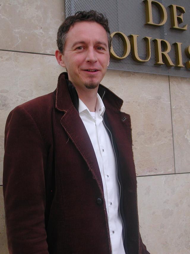 Cyril Oti