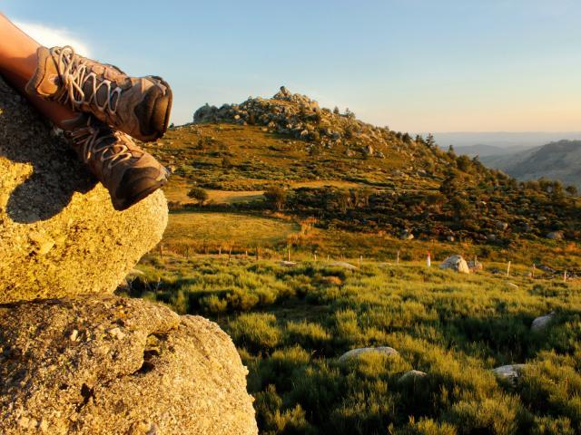 Randonnée sur le Mont Lozère