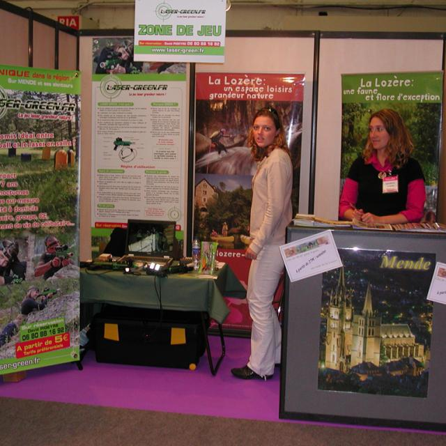 Virginie Salon Tourisme 1