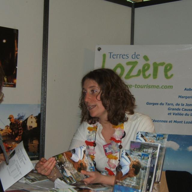 Virginie Salon Tourisme 2