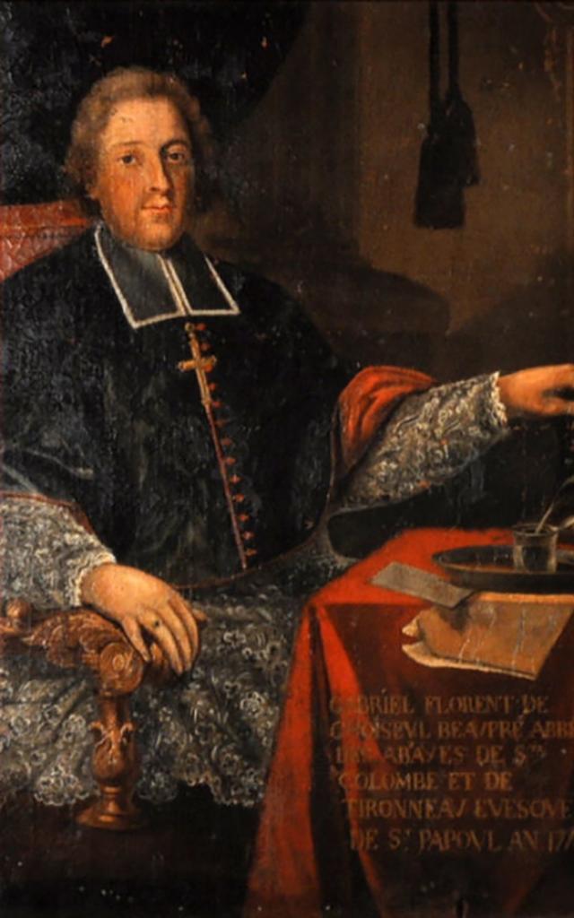 Gabriel Florent De Choiseul Beaupré - Évêque de Mende