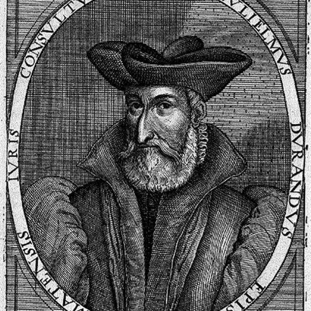 Guillaume Durand, évêque de Mende