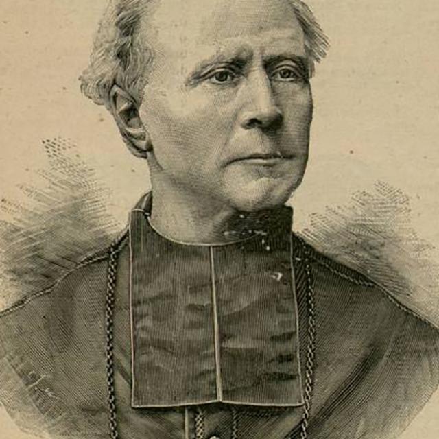 Monseigneur Baptifolier - évêque de Mende