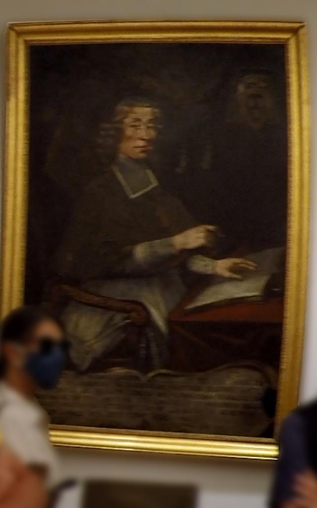 Monseigneur De Piencourt, évêque de Mende à la fin du XVIIème, début XVIIIème
