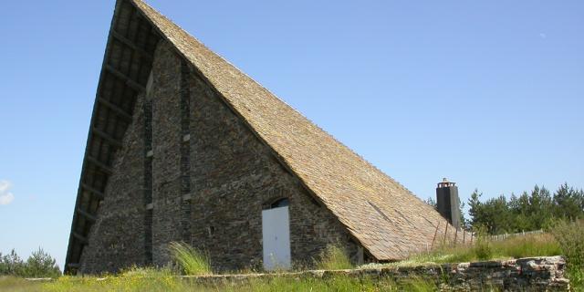 Chapelle Mont Lozère 2©pah Mende & Lot En Gévaudan (2)