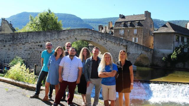 Equipe Oti Pont Notre Dame