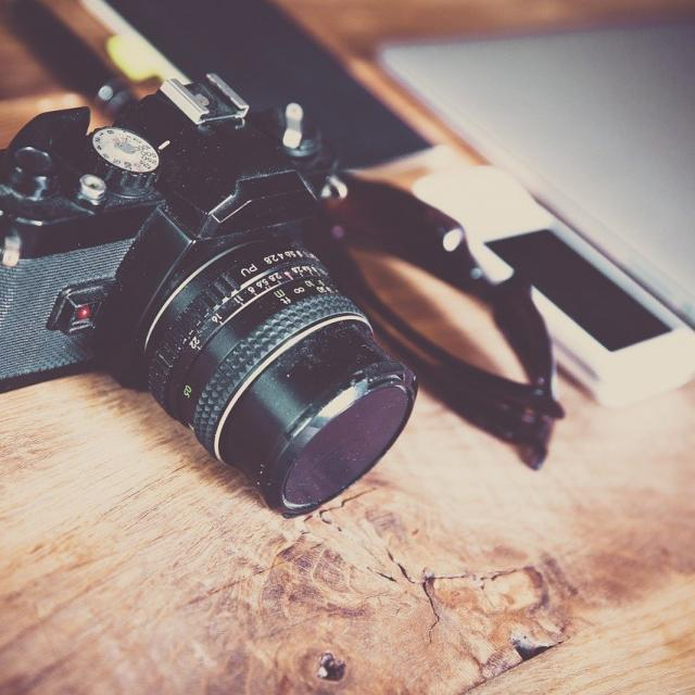 Camera Photo©m.spiske Pixabay