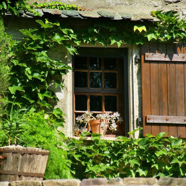 Fenetre Vieille Maison Pierre