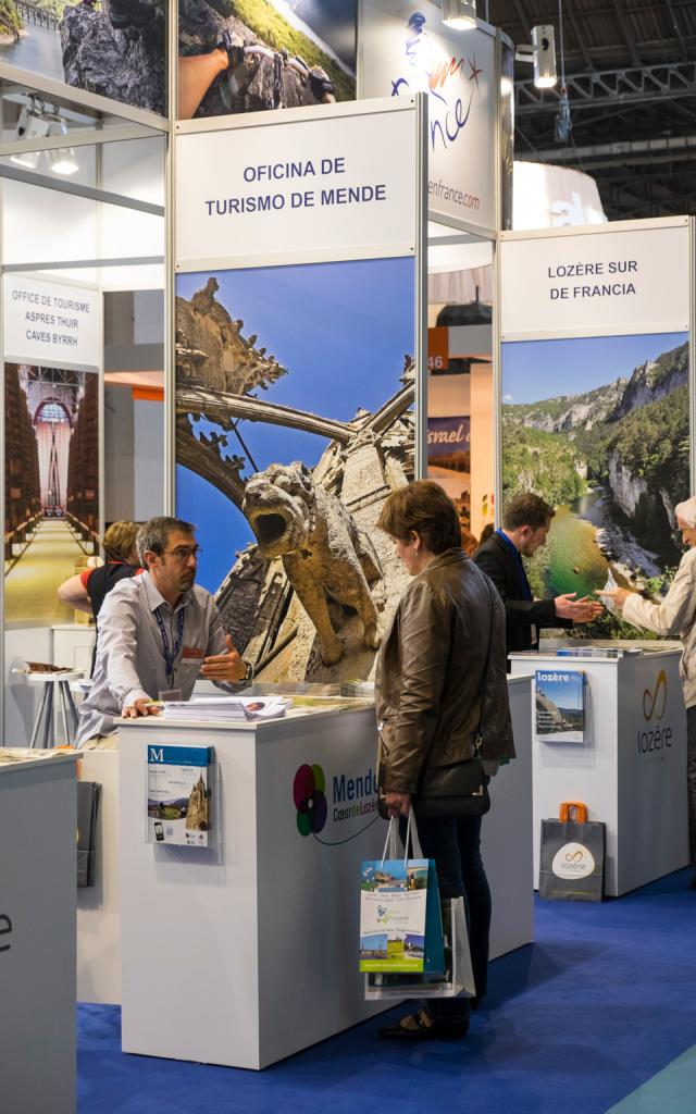 Salon Tourisme Barcelone 2015 1
