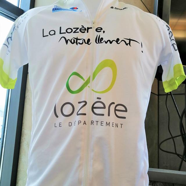Maillot Cyclo Lozere 1