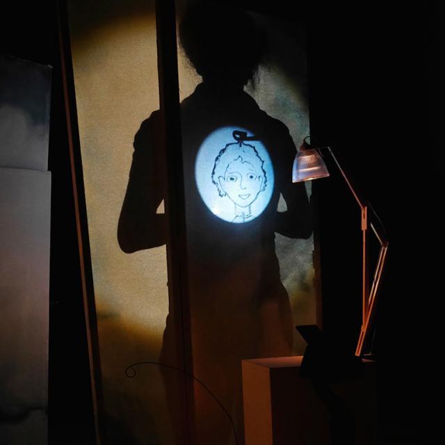 Atelier Théâtre D'ombres Hiver Nu