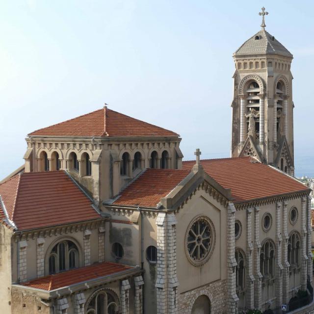 Beausoleil Sanctuaire Saint Joseph