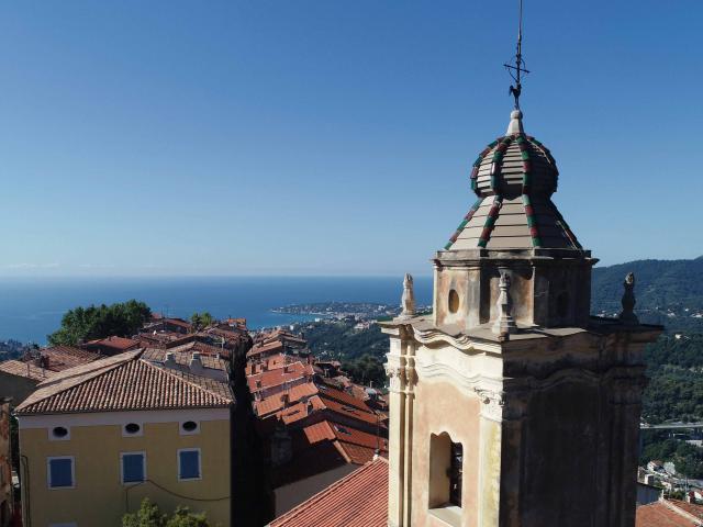 Castellar Eglise Clocher