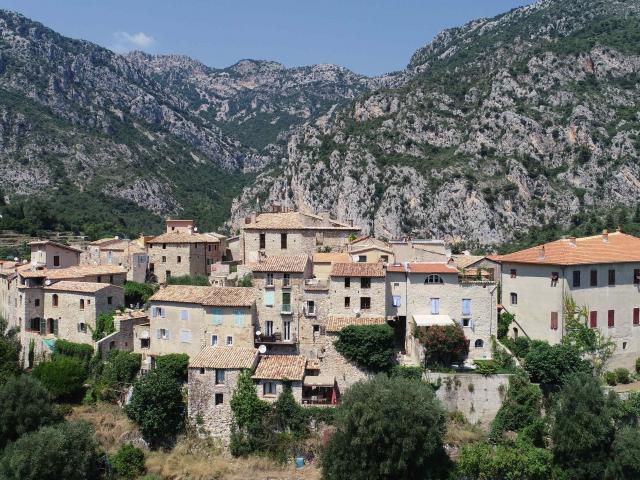 Gorbio Village
