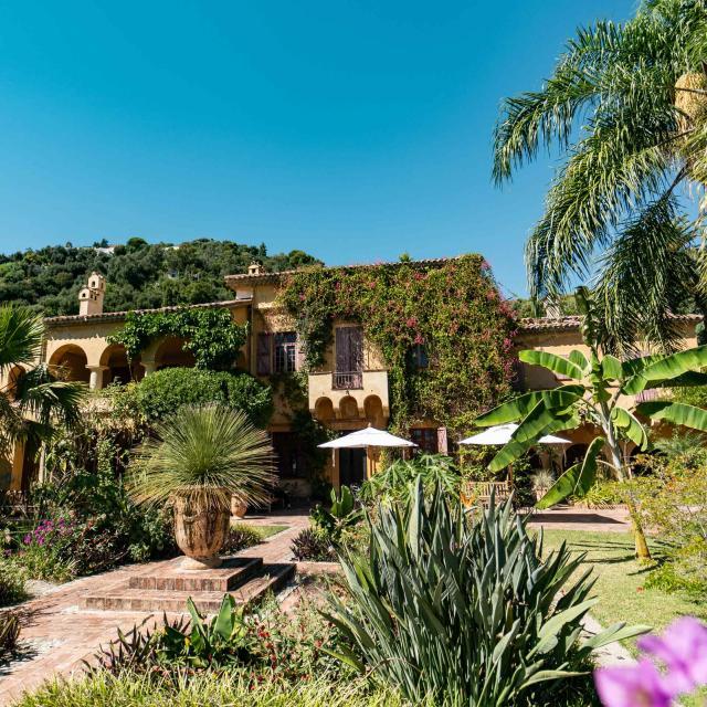 Jardin Menton Val Rahmeh
