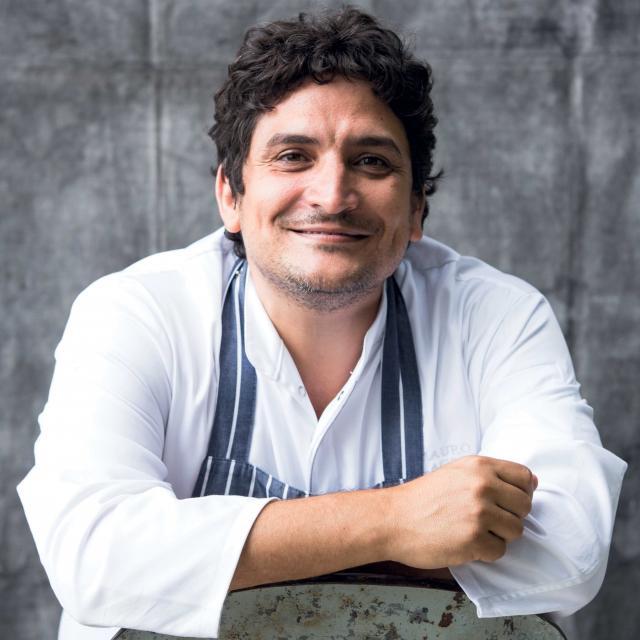 Mauro Colagreco Chef Mirazur