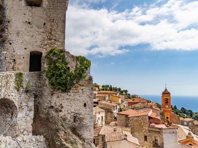 Roquebrune Cap Martin Chateau Grimaldi