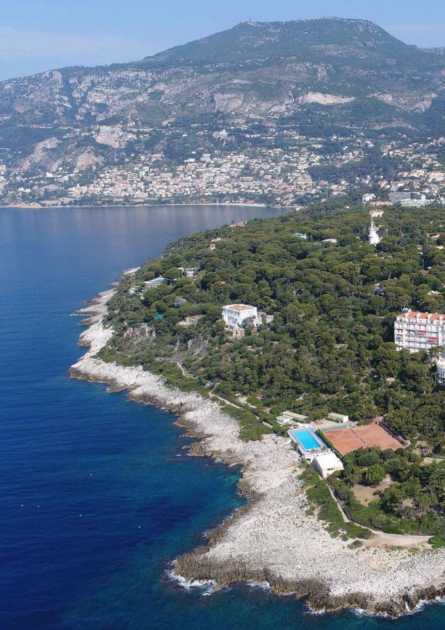 Roquebrune Cap Martin le Cap