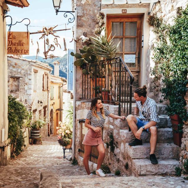 Sainte Agnes Village Authentique