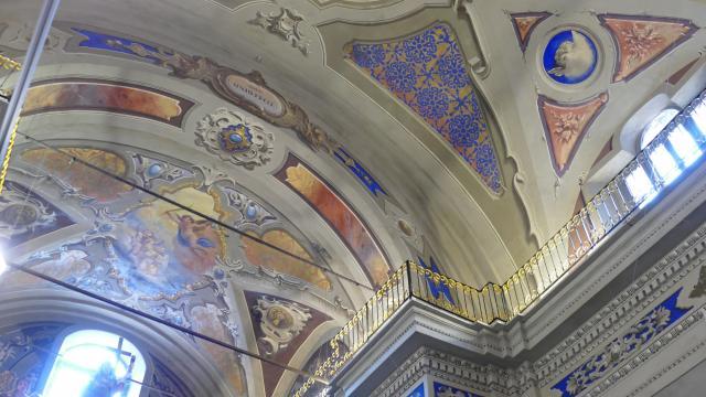 Breil Sur Chapelle Sainte Catherine Drone De Regard