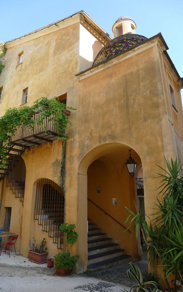 Palais Lascaris à Castellar