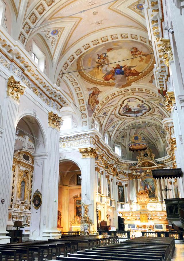 Cathedrale Saint Michel Sospel