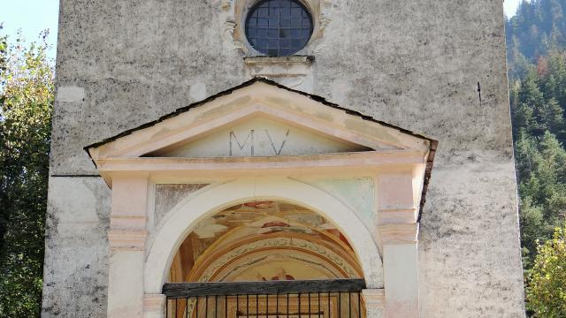 La Brigue Chapelle Notre Dame Des Fontaines 2