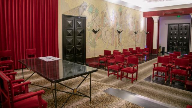 Cocteau Salle Des Mariages