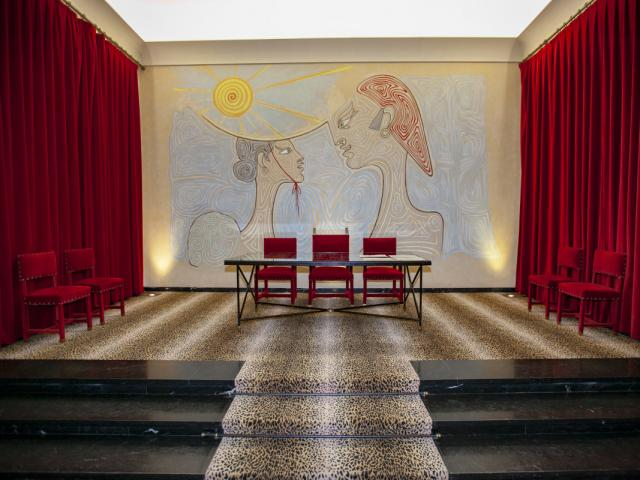 Cocteau Salle Mariage