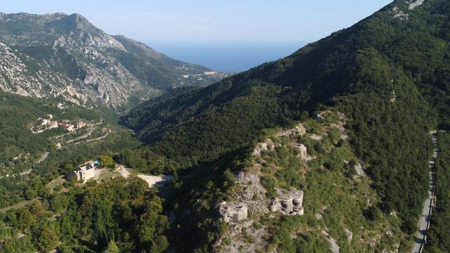 Col De Castillon Route Grandes Alpes