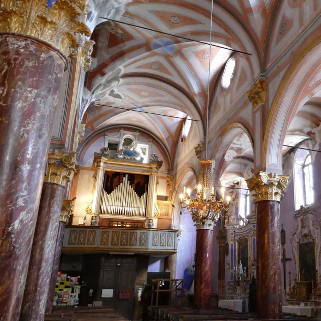 Eglise Saint Sauveur Saorge