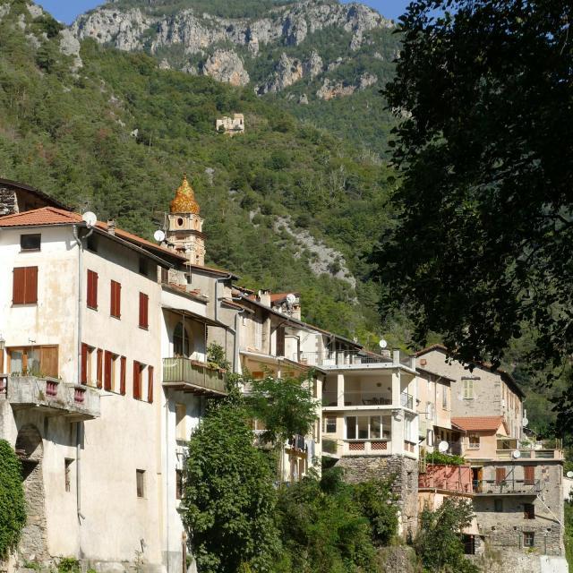 Fontan Village Sur La Roya