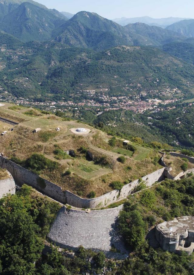 Fort Du Barbonnet Sospel