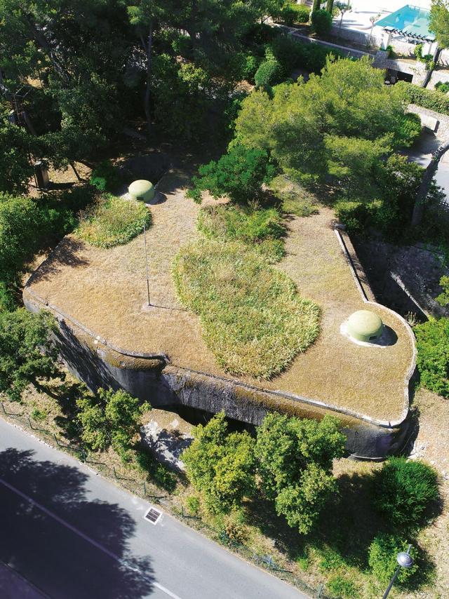 Fort du Cap Martin