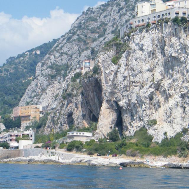 Grottes De Grimaldi