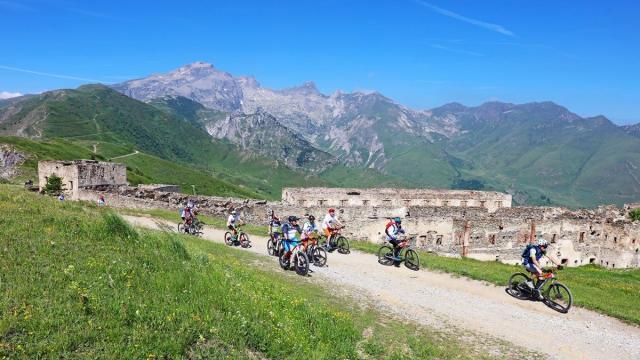 Haute Route Du Sel Route Thematique