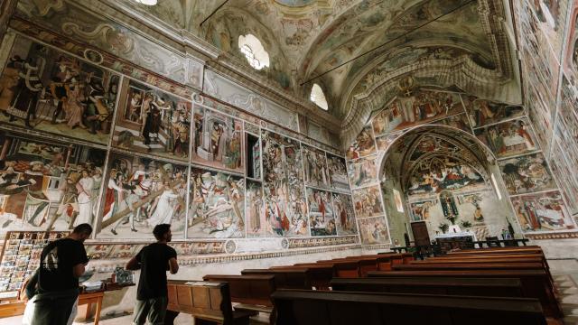 La Brigue Notre Dame Fontaine