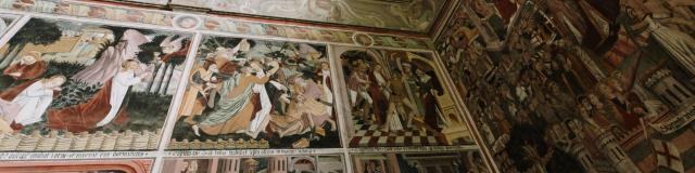 La Brigue Notre Dame Fontaine Plafond